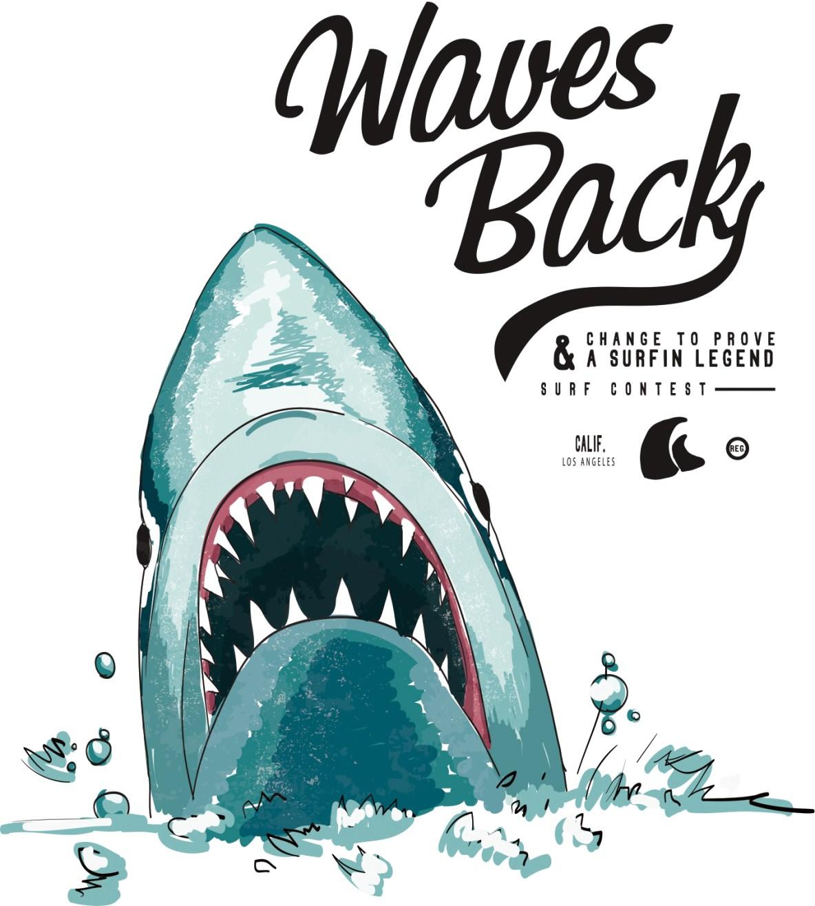 名古屋市東区のホームページ制作 パンフレット制作 ポスター制作会社のOaK 制作実績 Waves Back
